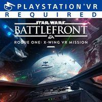 Star Wars Battlefront Rogue One X Wing Vr Mission Toda La