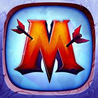 Portada oficial de Might and Mayhem: Battle Arena para iPhone