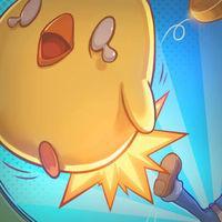 Portada oficial de Monster Kick para iPhone