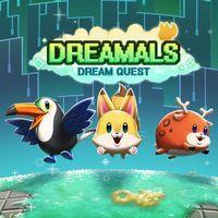 Portada oficial de Dreamals: Dream Quest para PS4