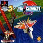 Portada oficial de de Air Combat para PS One