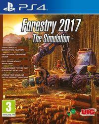 Portada oficial de Forestry 2017: The Simulation para PS4