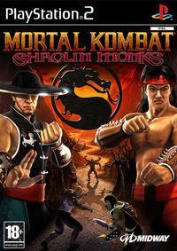 Portada oficial de Mortal Kombat: Shaolin Monks para PS2