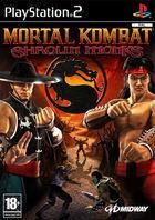 Portada oficial de de Mortal Kombat: Shaolin Monks para PS2