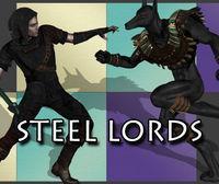 Portada oficial de Steel Lords eShop para Wii U