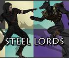 Portada oficial de de Steel Lords eShop para Wii U