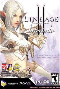 Portada oficial de Lineage 2 para PC