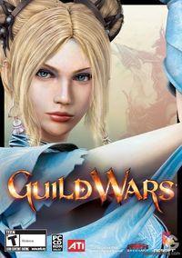 Portada oficial de Guild Wars para PC