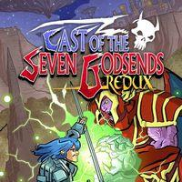 Portada oficial de Cast of the Seven Godsends para PS4