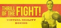 Portada oficial de The Thrill of the Fight para PC