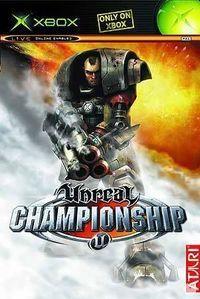 Portada oficial de Unreal Championship para Xbox