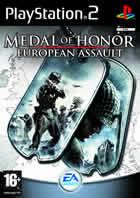 Portada oficial de de Medal of Honor European Assault para PS2