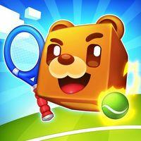 Portada oficial de Tennis Bits para iPhone