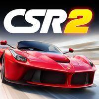 Portada oficial de CSR Racing 2 para Android