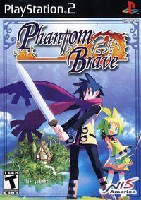 Portada oficial de Phantom Brave para PS2
