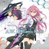 Portada oficial de A.W.: Phoenix Festa PSN para PSVITA