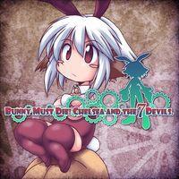 Portada oficial de Bunny Must Die! Chelsea and the 7 Devils para PS4
