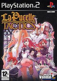Portada oficial de La Pucelle Tactics para PS2