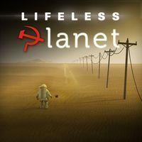 Portada oficial de Lifeless Planet para PS4
