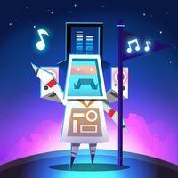 Portada oficial de Groove Galaxy para iPhone