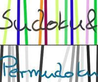 Portada oficial de Sudoku & Permudoku para Wii U