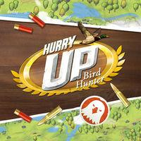 Portada oficial de Hurry Up! Bird Hunter eShop para Wii U