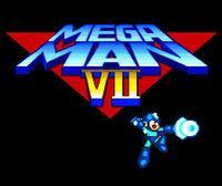 Portada oficial de Mega Man 7 CV para Nintendo 3DS
