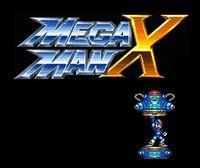 Portada oficial de Mega Man X CV para Nintendo 3DS