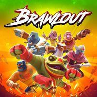 Portada oficial de Brawlout para PS4