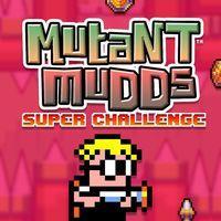 Portada oficial de Mutant Mudds: Super Challenge para PS4