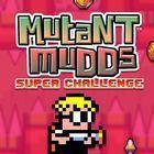 Portada oficial de de Mutant Mudds: Super Challenge para PS4