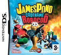 Portada oficial de Robocod para Game Boy Advance