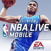 Portada oficial de NBA LIVE Mobile para Android
