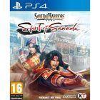 Portada oficial de de Samurai Warriors: Spirit of Sanada para PS4