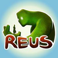 Portada oficial de Reus para PS4