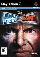Portada oficial de de WWE Smackdown! Vs. Raw para PS2