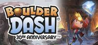 Portada oficial de Boulder Dash: 30th Anniversary Edition para PC