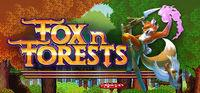 Portada oficial de Fox n Forests para PC