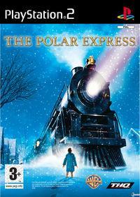 Portada oficial de Polar Express para PS2