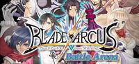 Portada oficial de Blade Arcus from Shining: Battle Arena para PC