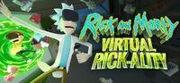 Portada oficial de Rick and Morty Simulator: Virtual Rick-ality para PC