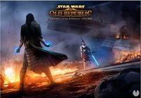 Portada oficial de Star Wars: The Old Republic - Knights of the Eternal Throne para PC