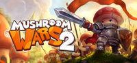 Portada oficial de Mushroom Wars 2 para PC
