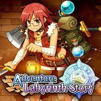 Portada oficial de Adventure Labyrinth Story eShop para Nintendo 3DS