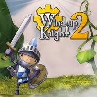 Portada oficial de Wind-up Knight 2 eShop para Nintendo 3DS