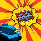 Portada oficial de de Toon Tanks eShop para Wii U