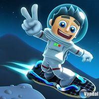Portada oficial de Ski Safari 2 para Android