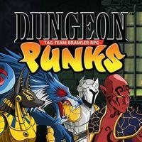 Portada oficial de Dungeon Punks para PS4