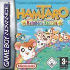 Portada oficial de de Hamtaro: Rainbow Rescue para Game Boy Advance