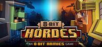 Portada oficial de 8-Bit Hordes para PC